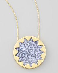 House of Harlow 1960 - Sunburst Pendant Necklace - Lyst