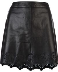 Rag & Bone Paris Skirt - Lyst