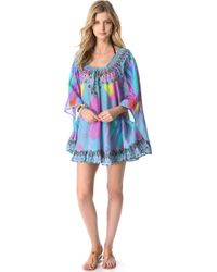 Camilla Beach House Summer Cover Up Dress - Lyst