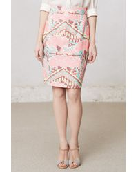 Manish Arora - Daksha Stitched Skirt - Lyst