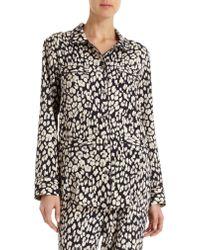 Sea - Leopard Pyjama Top - Lyst