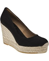 Bettye Muller - Closed Toe Wedge - Lyst