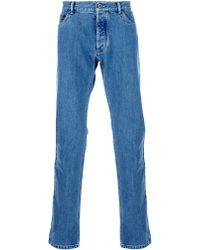 Calvin Klein Straight Leg Jean - Lyst