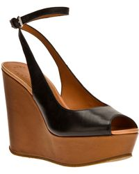 Marc By Marc Jacobs Anklet Sandal Wedge - Lyst