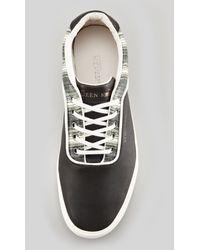 Alexander McQueen X Puma - Amq Deck Lo Ii Print Sneaker - Lyst