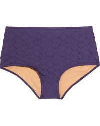Babajaan - Lari Ocean High-waisted Bikini Briefs - Lyst