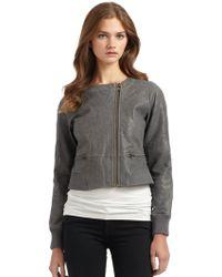 GAR-DE - Willhelm Leather Jacket - Lyst