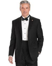 Brooks Brothers Madison Fit Golden Fleece® Three-Button Notch Tuxedo black - Lyst