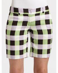 Diane von Furstenberg New Boymuda Shorts - Lyst