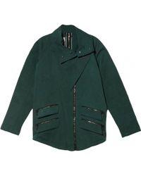 Kelly Wearstler Linen Dye Jacket - Lyst