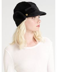 Marc By Marc Jacobs Helmo Hat - Lyst