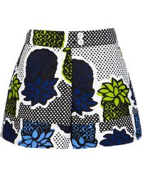 Moschino Cheap & Chic Printed Short - Lyst