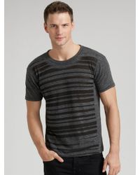 Richard Chai Burnout Tee - Lyst