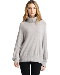 Vkoo | Cashmere Dolman Turtleneck Sweater | Lyst