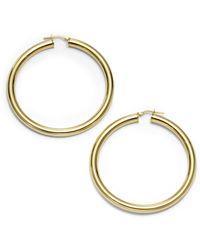 1AR By Unoaerre - Large Hoop Earrings - Lyst