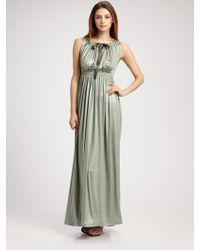 Callula Lillibelle - Grecian Jersey Dress - Lyst