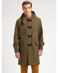 Fred Perry - Modernist Gloverall Duffel Coat - Lyst