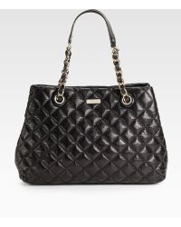 Kate Spade Mary Anne Quilted Leather Shoulder Bag - Lyst