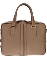 Tod's - New Iconic Briefcase - Lyst