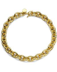 1AR By Unoaerre | Chunky Chain Necklace | Lyst