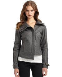 GAR-DE - Buller Leather Jacket - Lyst