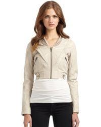 GAR-DE - Kavir Leather Jacket - Lyst