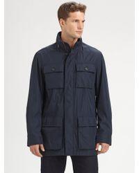 Michael Kors Field Jacket - Lyst