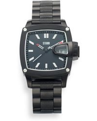 Storm | Nox Stainless Steel Watchslate | Lyst