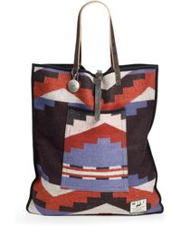 Will Leather Goods - Blanket Tote - Lyst