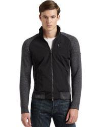 Victorinox - Marled Woolblend Sweater - Lyst
