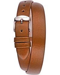 Philip Stein - Bronze Silk Calfskin Wraparound Strap 12mm - Lyst