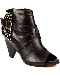 Vince Camuto - Padara Studded Booties - Lyst