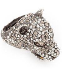 Alexis Bittar - Jaguar Ring - Lyst