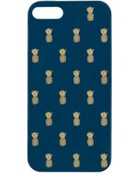 J.Crew Pineapple Case For Iphone 5 - Lyst