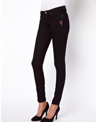 Vivienne Westwood Anglomania For Lee - Skinny Jeans - Lyst