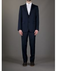 Burberry Classic Suit - Lyst