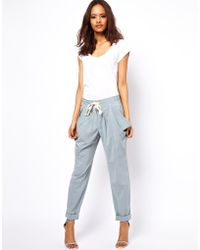 ASOS Collection Asos Trousers Utility Pockets - Lyst
