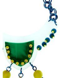 ASOS - Premium Perspex Necklace - Lyst