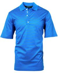 Bobby Jones - Palmer-Striped Jersey Polo Shirt - Lyst