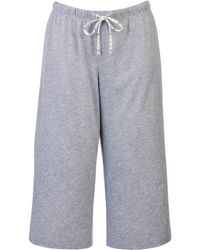 John Lewis - Deauville Cropped Pyjama Bottoms - Lyst