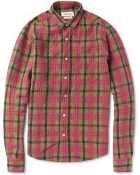 Simon Miller - Ridge Washedlinen Shirt - Lyst