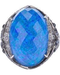 Stephen Webster Opal Ring - Lyst