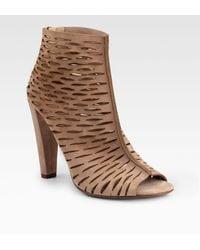 Diane von Furstenberg Alexandria Ankle Boots - Lyst