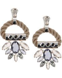 Moutoncollet Earrings - Lyst