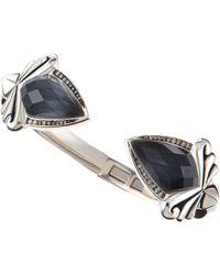 Stephen Webster - Cat\'S Eye Doublet Diamond Bracelet - Lyst