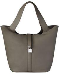 Hermès Picotin Lock - Lyst
