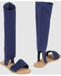 Jfk Sandals - Lyst