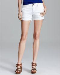 Rich & Skinny - Shorts Hampton in Aged White - Lyst