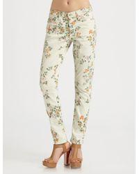 Citizens of Humanity Mandy Highwaist Retro Slim Jeans - Lyst