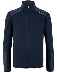 Porsche Design - Full Zip Fleece - Lyst